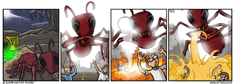 Mutant Ant