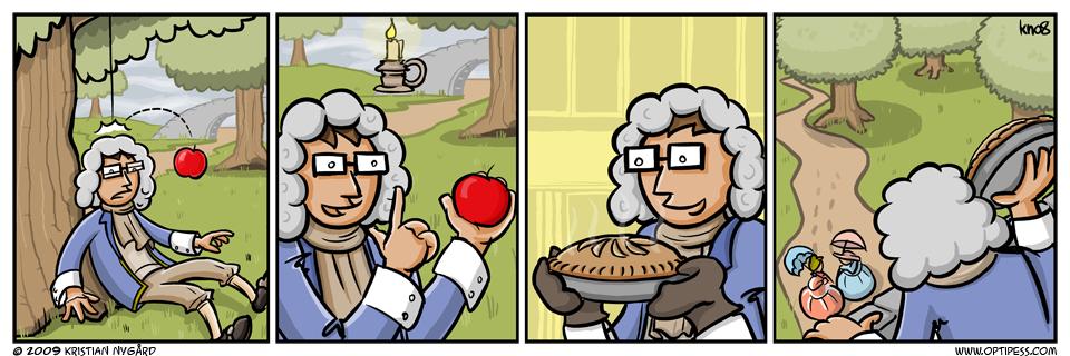 Newton Surprise