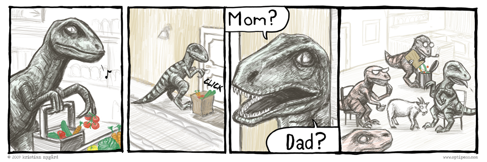 Dino Intervention