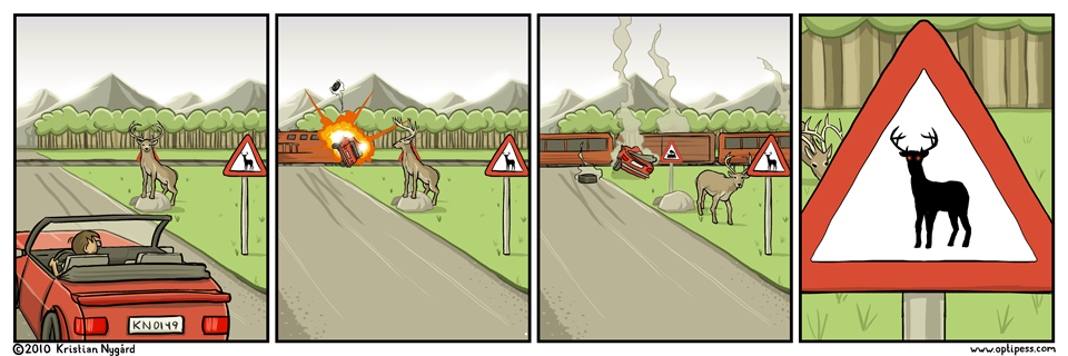 Deer Beware