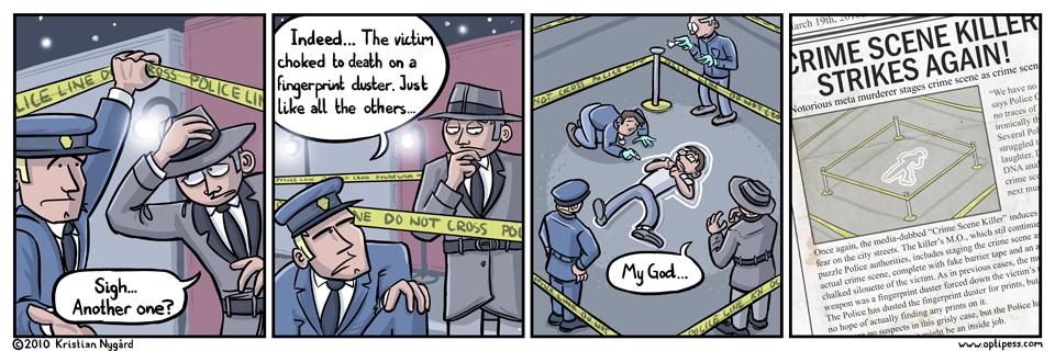 Meta Murderer