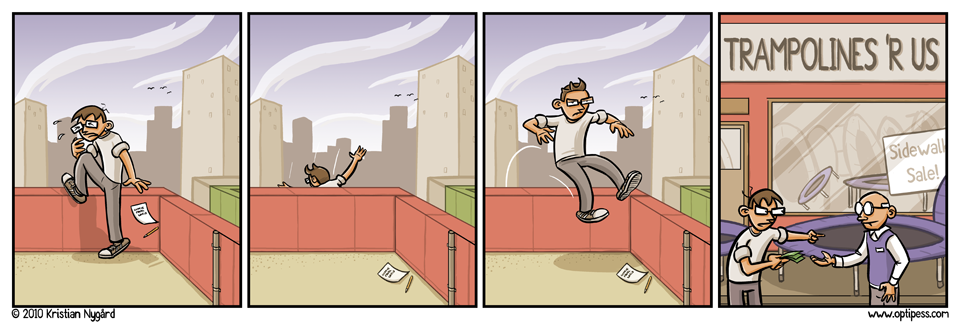Sidewalk Suicide