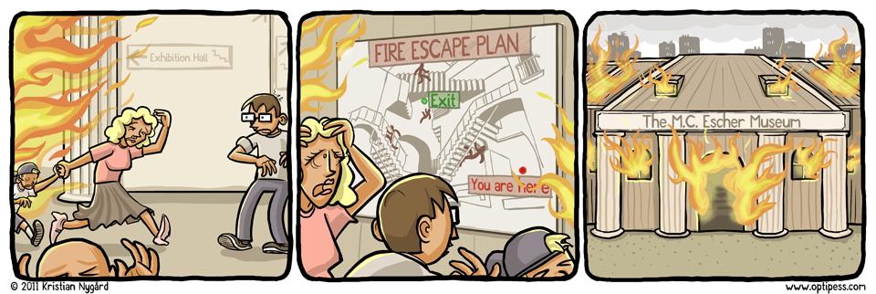 Museum Fire
