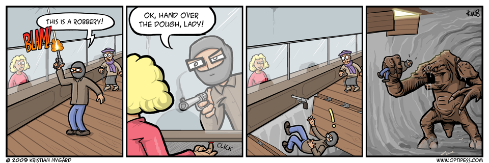 Rancor Robbery