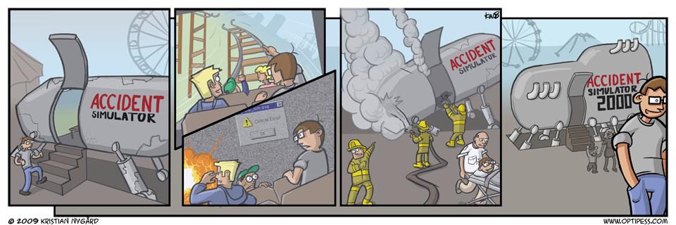 Accident Simulator