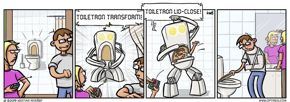 Toiletron