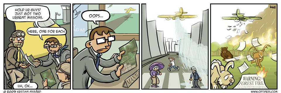 Forest Flier
