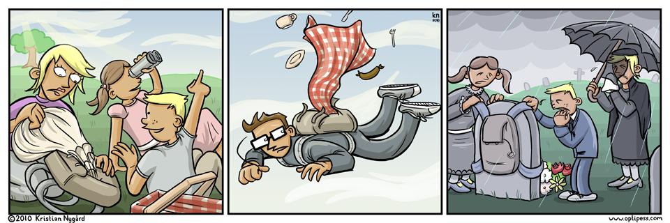 Parachute Picnic