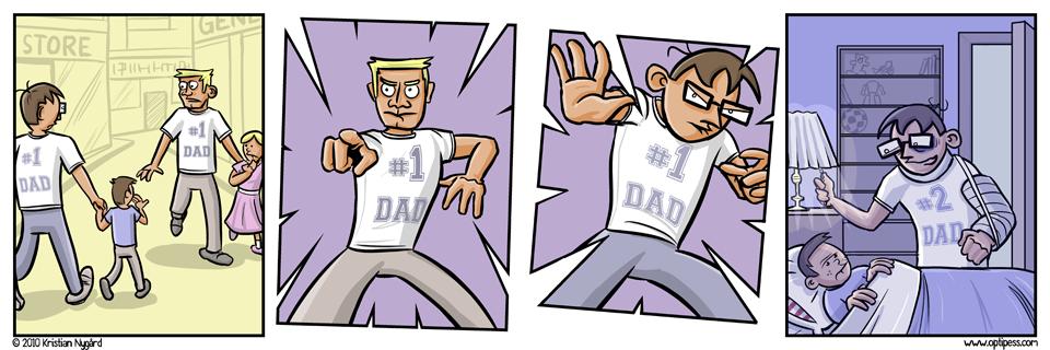Dad vs Dad