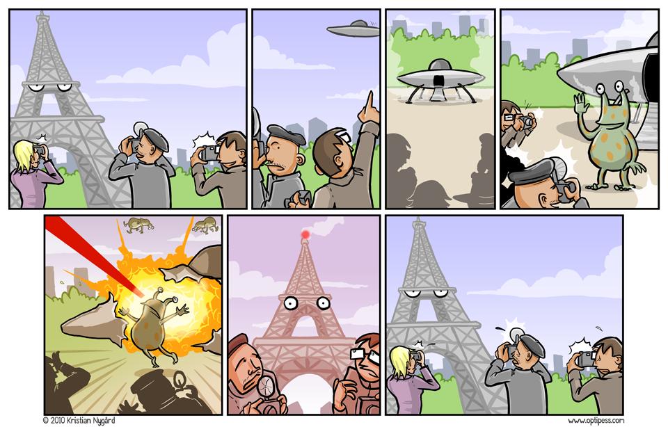 Asshole Eiffel