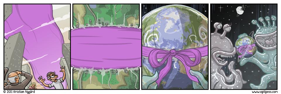 Planetary Present