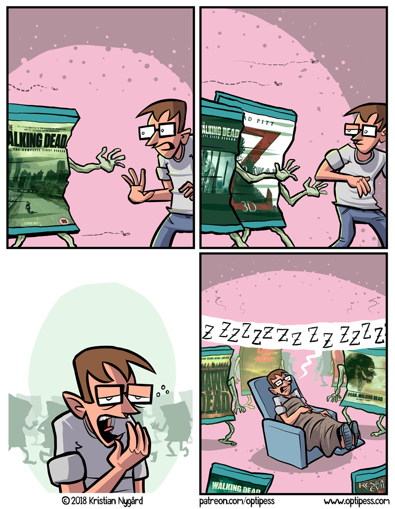 Another main offender: the countless boring as balls zombie modes to every Call of Duty game.